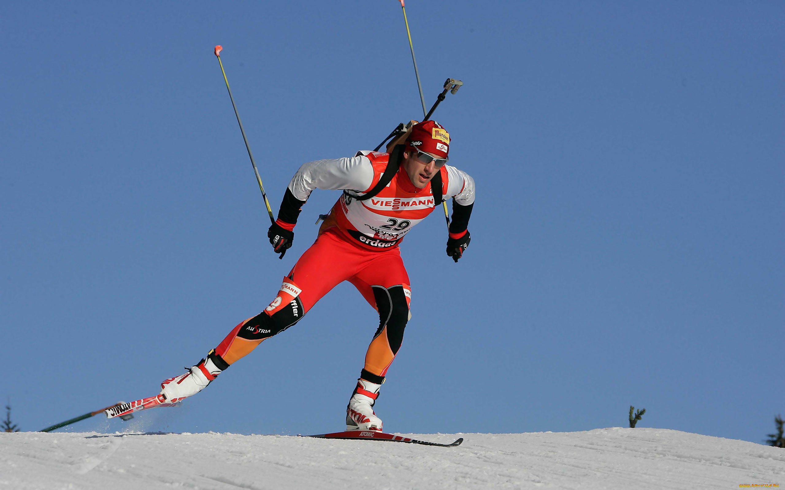 Christoph sumann спорт лыжный спорт обои для